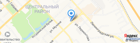 Nail Artist на карте Хабаровска
