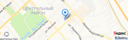 Best на карте Хабаровска