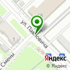 Местоположение компании Ресто-ДВ