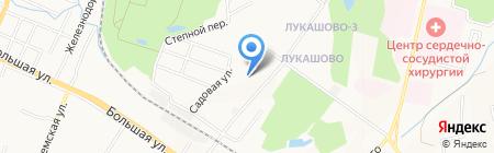 Регионстрой на карте Хабаровска