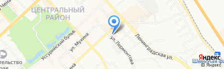 ЭлектроСтандарт профит на карте Хабаровска