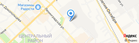 Skylink на карте Хабаровска