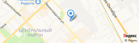 Авто Лайф на карте Хабаровска
