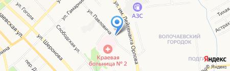 ArT-Shirt на карте Хабаровска