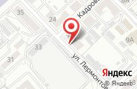 Схема проезда до компании Транзит-М в Хабаровске