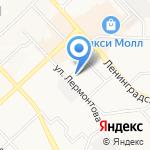 Мэйл Боксес на карте Хабаровска