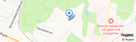 Лукашово-2 на карте Хабаровска