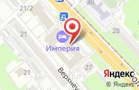 Схема проезда до компании Финмастер в Хабаровске