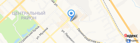Обувь для всей семьи на карте Хабаровска