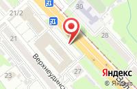 Схема проезда до компании Кузнецкресурс в Хабаровске