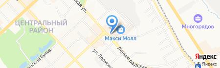 Доброе дело на карте Хабаровска