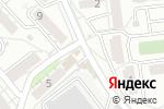 Схема проезда до компании Навруз в Хабаровске