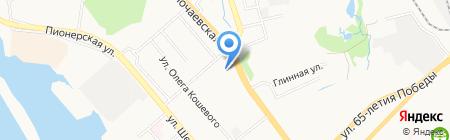 еГорыныч на карте Хабаровска