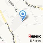 Омни Лаб на карте Хабаровска