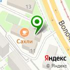 Местоположение компании Maks service