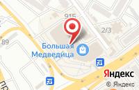 Схема проезда до компании Franchesco Donni в Хабаровске