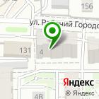 Местоположение компании Цветы Краснодара