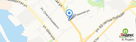 Центр Противопожарной Пропаганды и Общественных Связей Управление по делам ГО на карте Хабаровска