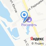 ТРАНСПОРТНАЯ КОМПАНИЯ САПСАН-ДВ на карте Хабаровска