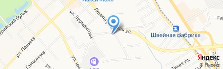 QUARANTINE на карте Хабаровска