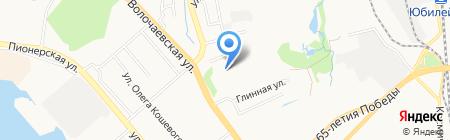 Сыночкидочки.рф на карте Хабаровска