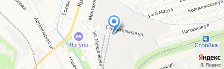 ПримСтройСервис на карте Хабаровска