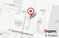 Схема проезда до компании Центр Аварийно-Спасательных и Экспертных Работ в Хабаровске
