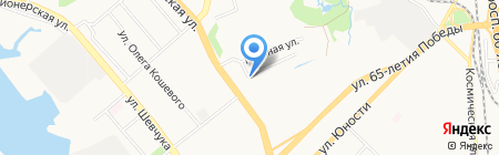 КораблиК на карте Хабаровска