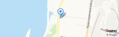 ДВ Механика на карте Хабаровска