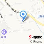 Proffi на карте Хабаровска
