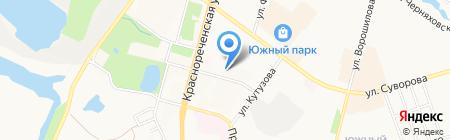 Голливуд на карте Хабаровска