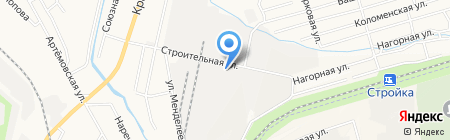 Экспресс-Авто на карте Хабаровска