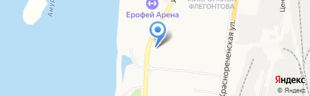 Корпорация Мастеров на карте Хабаровска