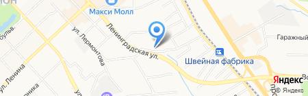 Паола на карте Хабаровска