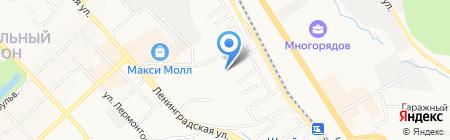 ПростоПрестоКлининг на карте Хабаровска