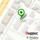 Местоположение компании Ack