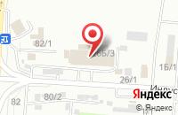 Схема проезда до компании Фонарь в Хабаровске