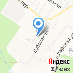 Моторр на карте Хабаровска