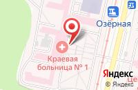 Схема проезда до компании Институт Повышения Квалификации Специалистов Здравоохранения в Хабаровске