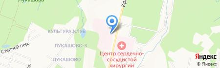 Институт повышения квалификации специалистов здравоохранения на карте Хабаровска