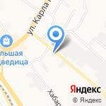 Логитэк-ДВ на карте Хабаровска
