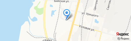 Знайка АНО на карте Хабаровска