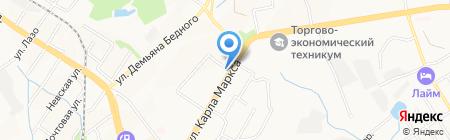 Пиши-Читай на карте Хабаровска