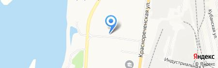 ДРОМ на карте Хабаровска