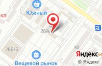 Схема проезда до компании Страховое агентство в Хабаровске