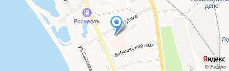 Bibi Car на карте Хабаровска