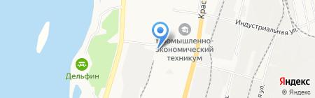 ПромАльянс на карте Хабаровска