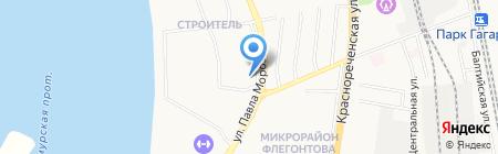 Эстетика на карте Хабаровска