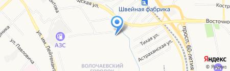 Системы и Связь на карте Хабаровска