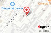 Схема проезда до компании Арт Синема в Хабаровске